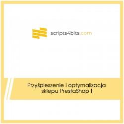 Przyśpieszenie i optymalizacja sklepu PrestaShop